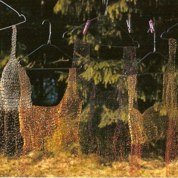 Teoksen nimi: Pohjois-Karjalainen Haute Couture 1997 Mäntän kuvataideviikot