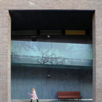 Teoksen nimi: Public art work Satakieli / Näktergalen / Nightingale