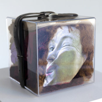 Name of the work: Lady-in the-Box
