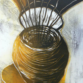 Name of the work: Ruukun henki I/Spirit of the Pot I