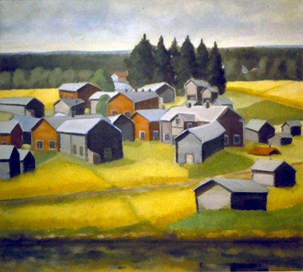 Suvannon kylä 1972