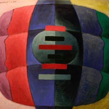 Teoksen nimi: Moduli, 1972