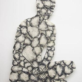 Teoksen nimi: Kivettynyt, 2015