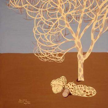 Teoksen nimi: Nukkuvat jaguaarit
