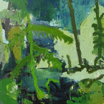 Teoksen nimi: Taiga, 2007
