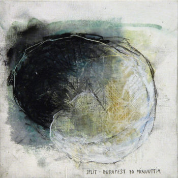 Name of the work: Matkalla: Split – Budapest 70 minuuttia