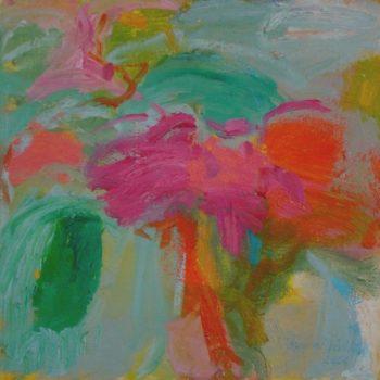 Teoksen nimi: Värit neliössä II / Colours in Square II