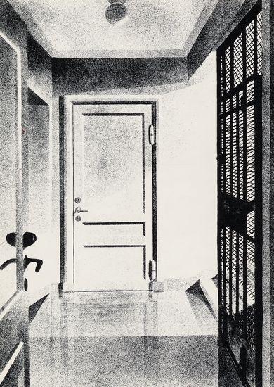 Pesutuvan ovi
