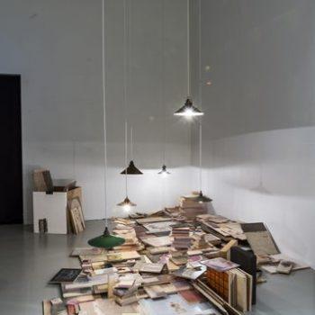 Teoksen nimi: Kaivertamisen himo, 2012
