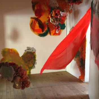 Teoksen nimi: Installaatio 2010