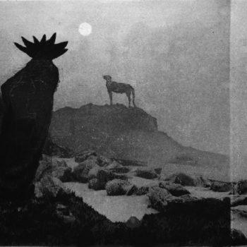Teoksen nimi: Kalpea kuu / Pale moon