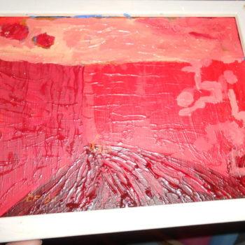 Teoksen nimi: Punainen meri 3