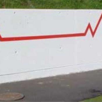 Teoksen nimi: Elektrokardiogrammi