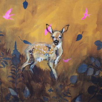 Teoksen nimi: Bambi
