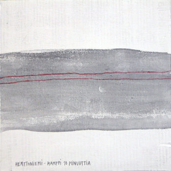 Name of the work: Matkalla: Herttoniemi – Kamppi 10 minuuttia
