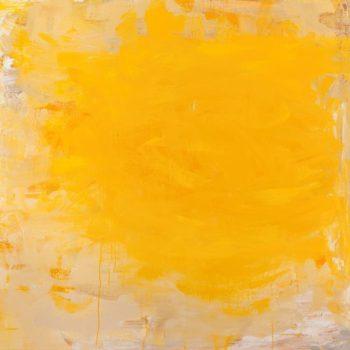 Teoksen nimi: Maalaus, 140x140cm, öljy kankaalle, 2013