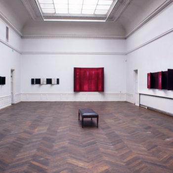 Teoksen nimi: Stora galleriet, Konstnärshuset, Stockholm, 2014