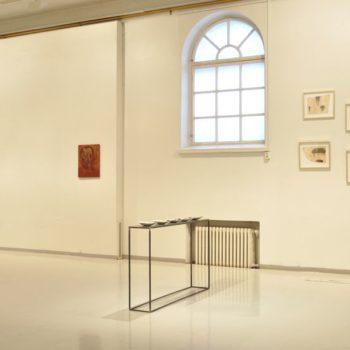 Teoksen nimi: yksityisnäyttely Mältinranta taidekeskus 2011
