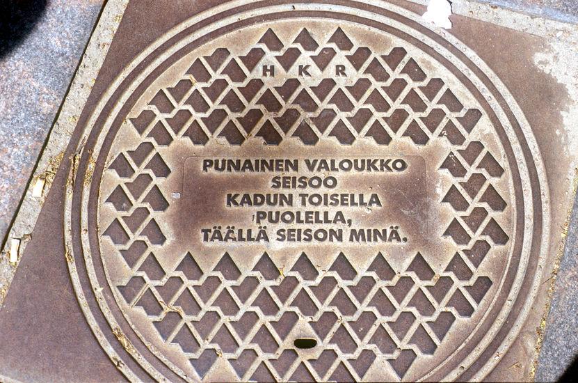 Epigrammeja Helsingin kaupungin jalankulkijoille, 1999