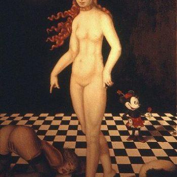 Teoksen nimi: Minni & Venus