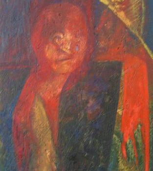 Teoksen nimi: Rivitaiteilijan tarina: Taiteilijan uskonpuute