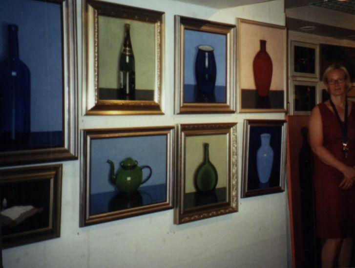 Helsingin taidelainaamon näyttely 2006