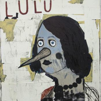 Teoksen nimi: Lulu