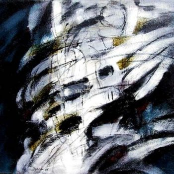Teoksen nimi: ölyväri kankaalle 120×140 cm