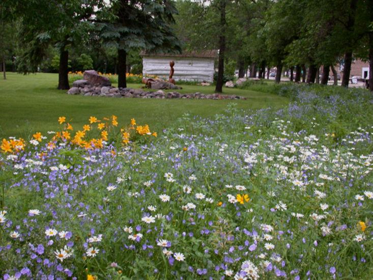 The Prairie Garden, 2000