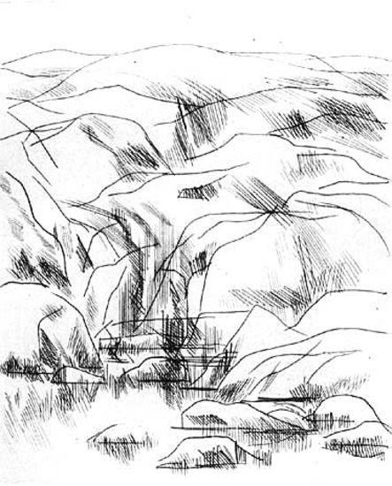 Kallioiden anatomiaa Saari I