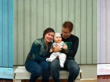 Teoksen nimi: Anni, Pekka and Jonne.2011
