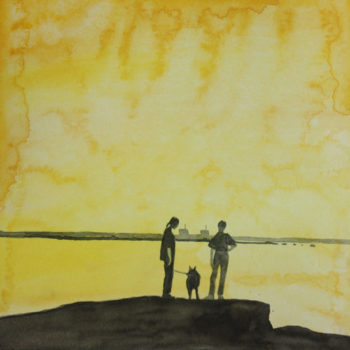 Teoksen nimi: Retki saareen, 2010