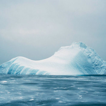 Name of the work: Iceberg 1, 2005