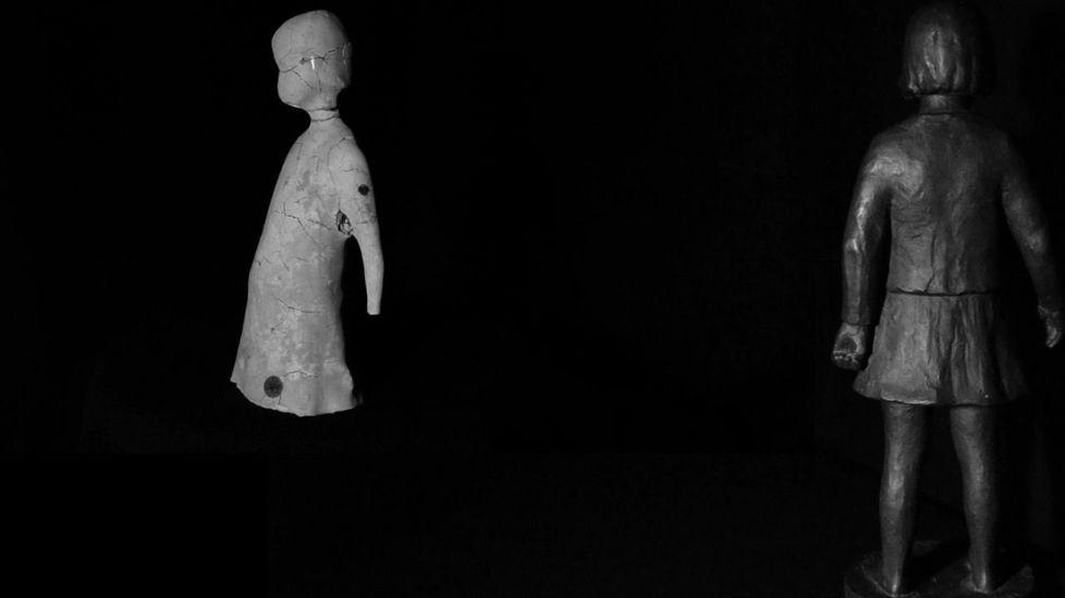 Still-kuva videosta Girl and Her Shadow