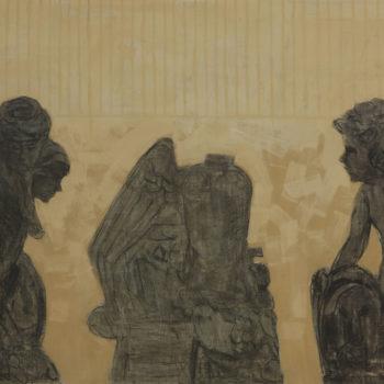 Teoksen nimi: Matkamuisto (Sanssouci)