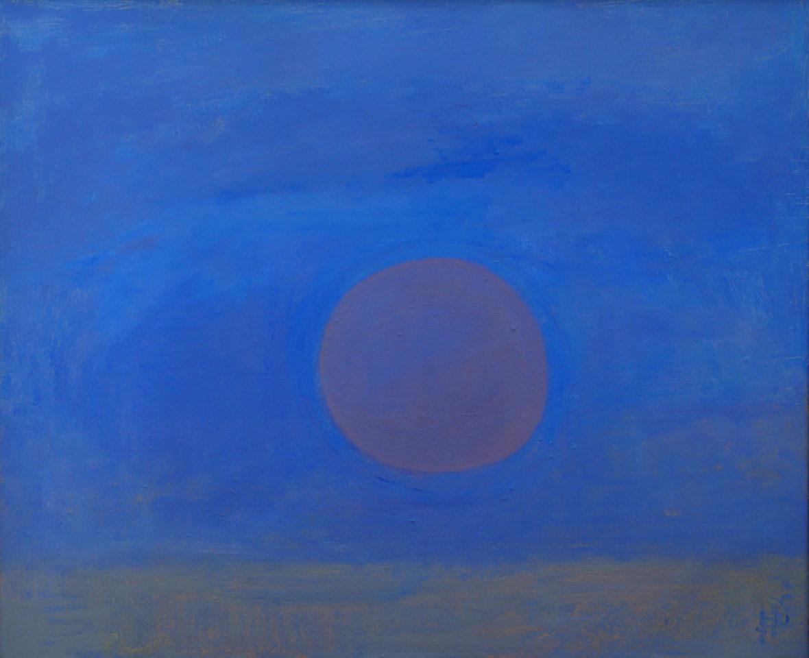 Nouseva kuu/Rising moon