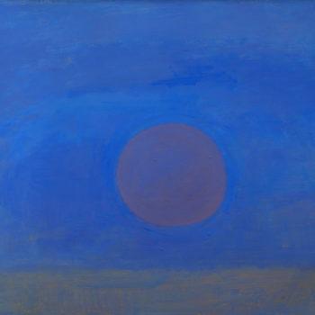 Name of the work: Nouseva kuu/Rising moon
