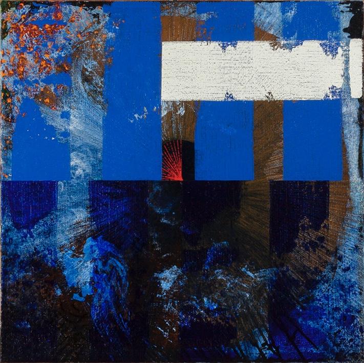 Kontemplaatiomaalaus – Kaksi jokea