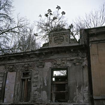 Teoksen nimi: Bukarest#2