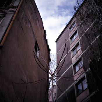 Teoksen nimi: Bukarest#3