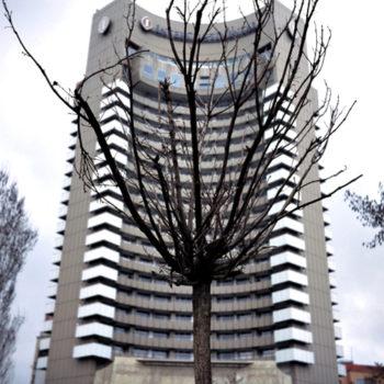 Teoksen nimi: Bukarest#4