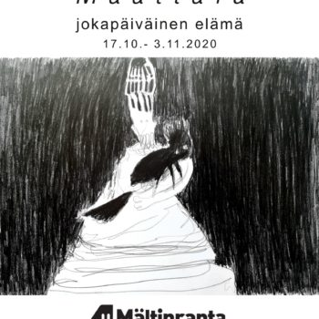 Name of the work: Studio Mältinranta 2020