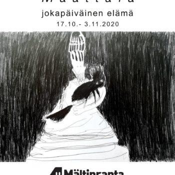 Teoksen nimi: Studio Mältinranta 2020