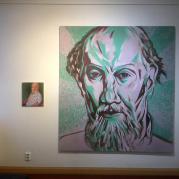 Name of the work: Teemu; Galleria Uusikuva, 2021