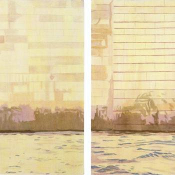 Teoksen nimi: Seine -joki sarjasta
