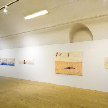 Teoksen nimi: Ulottumisvaellus näyttely 2010