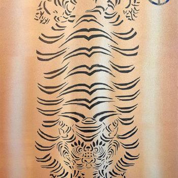 Name of the work: Tiikerin paluu, diptyykin osa 1