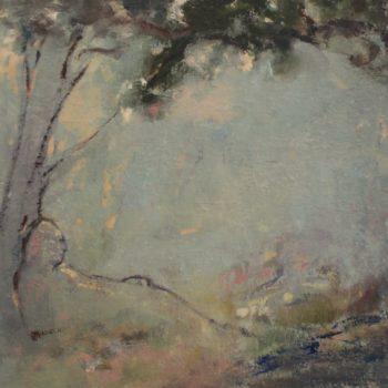 Teoksen nimi: Harmoniaa metsän sylissä