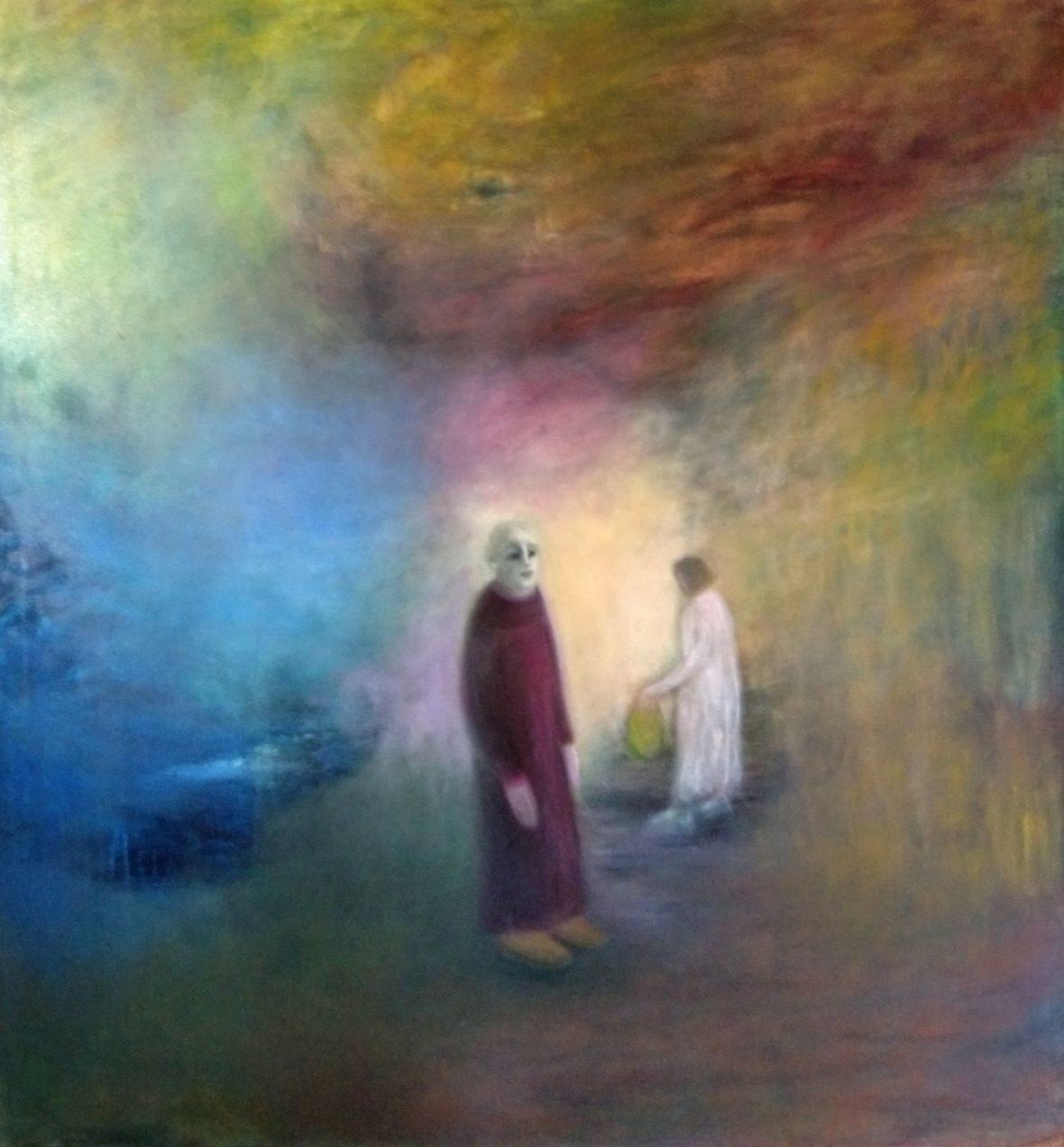 Nimikkoteos näyttelystä Pääsiäinen Johann Sebastianin kanssa