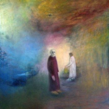 Teoksen nimi: Nimikkoteos näyttelystä Pääsiäinen Johann Sebastianin kanssa